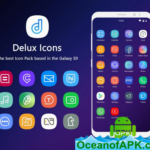 Delux – Icon Pack v2.2.1 [Patched] APK Free Download