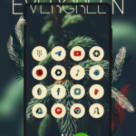 Evergreen – Icon Pack v2.1.7 [Patched] APK Free Download