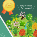 Forest: Stay focused v4.14.3 [Premium+Unlocked] APK Free Download
