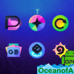Kraken – Dark Icon Pack v7.3 [Patched] APK Free Download