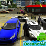 Manual gearbox Car parking v4.4.6 (Mod Money) APK Free Download