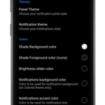 Material Notification Shade v12.45 [Pro] APK Free Download