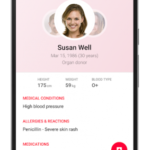 Medical ID – In Case of Emergency (ICE) v7.8.5 [Paid] APK Free Download