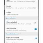Notification Light / LED S20, S10 – aodNotify v3.03 build 262 [Pro] APK Free Download