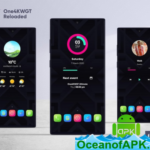 One4KWGT Reloaded – widgets for KWGT v1.0 [Patched] APK Free Download