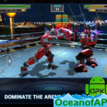 Real Steel Boxing Champions v2.4.144 (Mod Money) APK Free Download