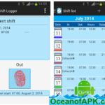 Shift Logger – Time Tracker v5.2.2 [Pro] APK Free Download