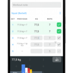 Strong – Workout Tracker Gym Log (5×5) v2.5.2 [Unlocked] APK Free Download