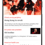 The Economist. Weekly issue v2.9.1 [Subscribed][Modded] APK Free Download