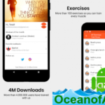 Total Fitness – Home & Gym training v3.2.9 [Pro] APK Free Download