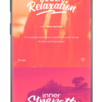Zen – Relax and Meditations v3.6.0 [Subscribed] APK Free Download