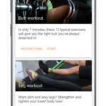 7 Minute Workout v1.363.111 [Pro] APK Free Download