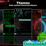 Arc Launcher — Aris Hack Theme v2.9.0 [Premium] APK Free Download