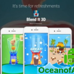 Blend It 3D v1.3.0 [Mod Money] APK Free Download