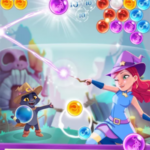 Bubble Witch 3 Saga v6.4.4 [Mod] APK Free Download