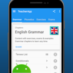 English Grammar & Phonetics v7.4.2 (Ad-free) APK Free Download