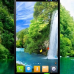 Forest Waterfall PRO Live Wallpaper v2.5.0 [Paid] APK Free Download
