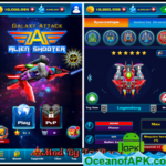 Galaxy Attack Alien Shooter v23.4 [Mod] [Sap] APK Free Download