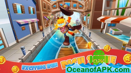 Garfield Rush V3 3 2 Mod Money Apk Free Download Oceanofapk