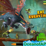 Hungry Dragon™ v2.8 (Mod Money) APK Free Download