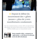 Le Monde, l'info en continu v8.13.3 [Subscribed][Modded] APK Free Download
