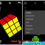 Magic Cube Puzzle 3D v1.15 [Mod] [Sap] APK Free Download