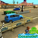 Real Car Parking HD v5.9.1 (Mod Money) APK Free Download