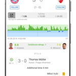 SofaScore – Live Scores, Fixtures & Standings v5.80.0 [Unlocked][Mod] APK Free Download