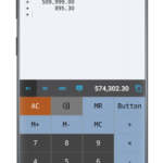 CalcTape Calculator with Tape v6.0.7 (202003261009) [Pro] APK Free Download