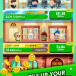 Cash, Inc. v2.3.11.3.0 [Mod Gems] APK Free Download