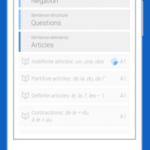 Dr French, French grammar v1.2.8 [Premium] APK Free Download