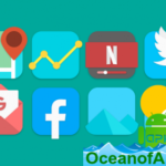 Flat Evo – Icon Pack v4.1 [Patched] APK Free Download