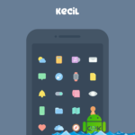 Kecil Icons v1.0 [Patched] APK Free Download