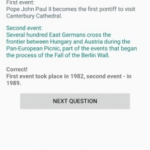 Page-a-Day calendar, holidays, history trivia quiz v1.610 [Unlocked] APK Free Download