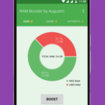 RAM & Game Booster by Augustro v5.0 [Patched][Mod] APK Free Download