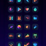 Bladient Icons v1.5 [Patched] APK Free Download