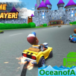 Boom Karts – Multiplayer Kart Racing v0.44 (Unlocked) APK Free Download