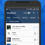 CloudBeats – offline & cloud music player v1.6.6 [Pro] APK Free Download