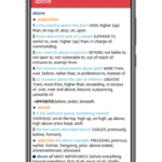 Concise Oxford English Dictionary & Thesaurus v11.4.593 [Premium][SAP] APK Free Download