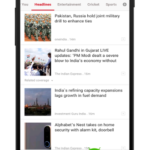 Dailyhunt (Newshunt)-Election,Cricket- News, Video v16.1.2 [AdFree] APK Free Download