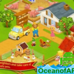 Farm Town™: Happy City Day Story v3.35 (Free Shopping) APK Free Download