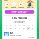 Hatha yoga for beginners-Daily home poses & videos v3.1.1 [Unlocked] APK Free Download