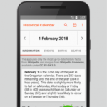 Historical Calendar – Today in History & Quiz v5.2.5 [Premium] APK Free Download