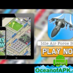 Idle Air Force Base v0.12.0 (Mod Coins/Stars) APK Free Download