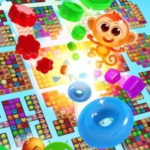 Jellipop Match v7.4.7 (Mod Money) APK Free Download
