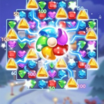 Jewel Blast Dragon – Match 3 Puzzle v1.15.12 [Mod] APK Free Download