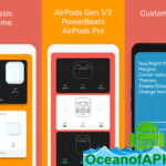 MaterialPods (AirPod battery app) v3.56 [Pro] APK Free Download