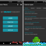 MyMusicTheory – music theory exercises v2.1.9 [Mod] APK Free Download