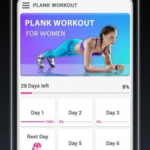 Plank Workout – 30 Day Challenge for Weight Loss v1.4 APK Free Download