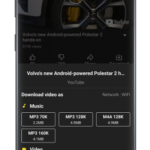 SnapTube – YouTube HD Downloader v5.00.0.5003810 [Final] [Vip] [Mod] APK Free Download